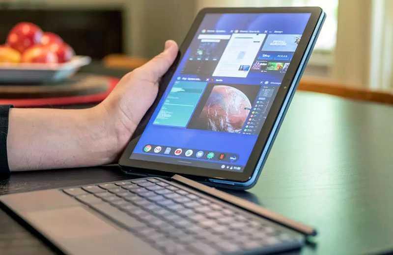 Lenovo Chromebook Duet планшет 2-в-1