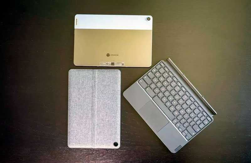 Lenovo Chromebook Duet особенности