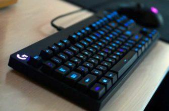 Обзор Logitech G Pro универсальной клавиатуры — Отзывы TehnObzor