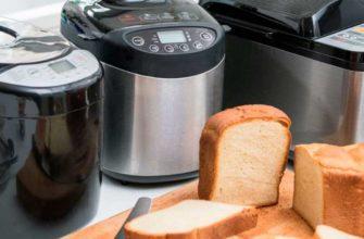 Лучшие хлебопечки для дома — Рейтинг от TehnObzor
