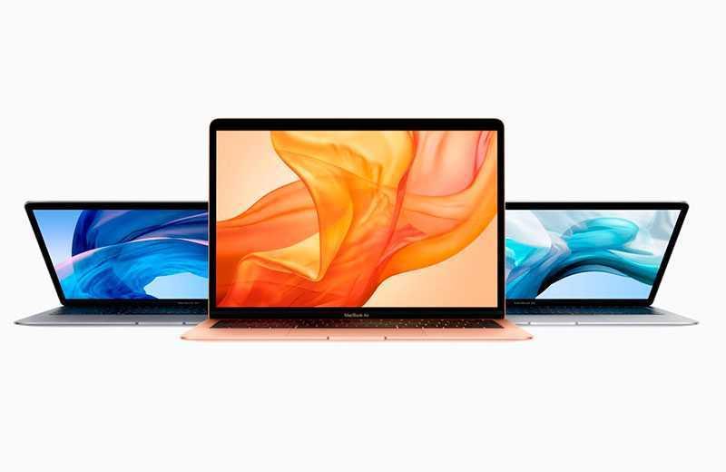 Apple MacBook Air – лучший ультрабук для поклонников Apple