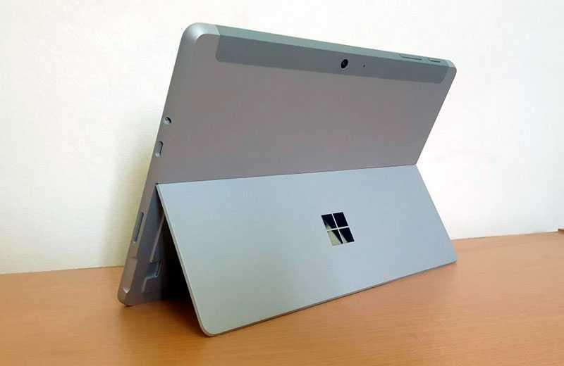 Microsoft, Surface Go 2 производительность