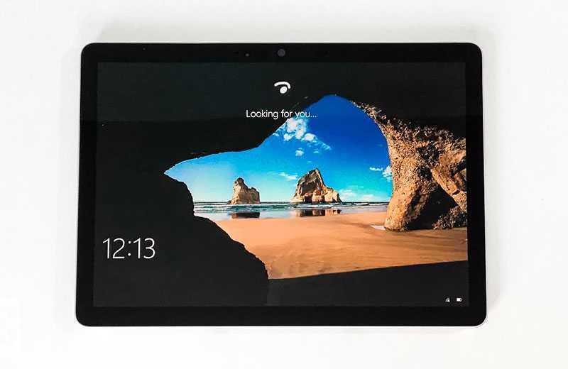 Экран Microsoft Surface Go 2