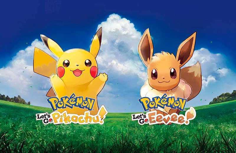 Pokemon: Let's Go, Pikachu/Eevee