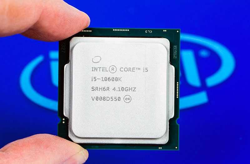 разгон процессора intel core i5