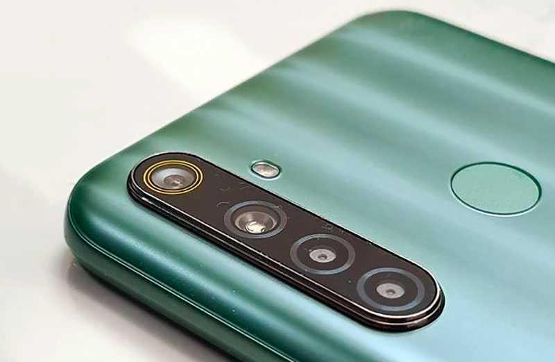 Камеры Realme Narzo 10