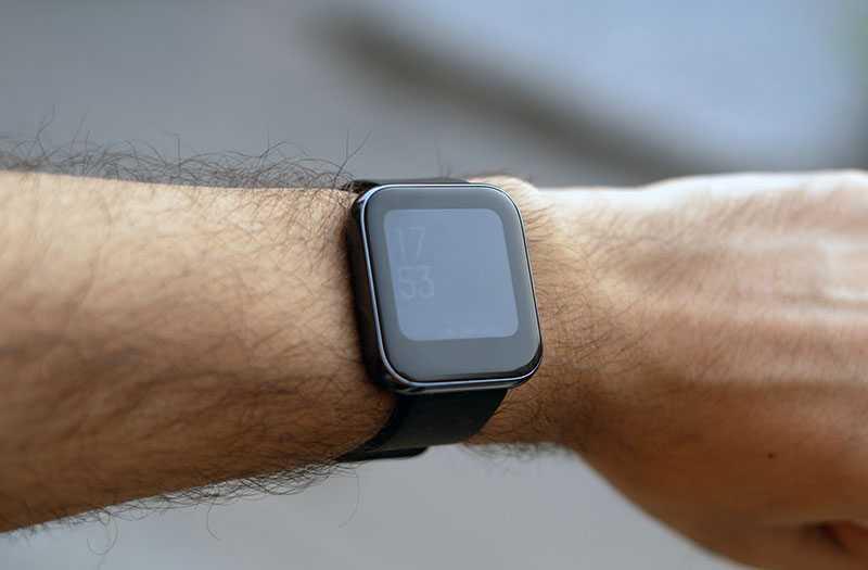 Обзор Realme Watch