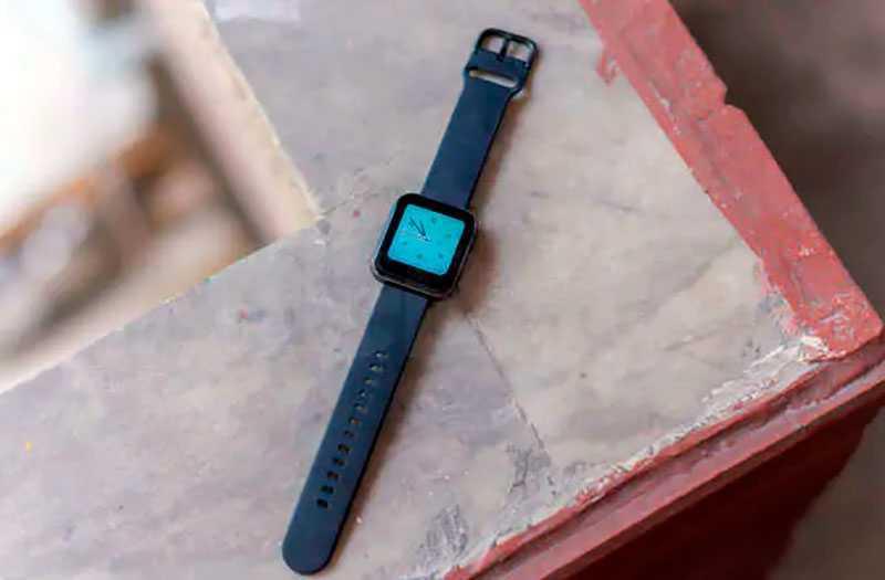 Тест Realme Watch