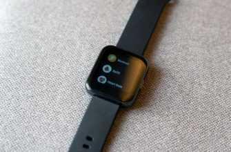 Обзор Realme Watch функциональных смарт-часов — Отзывы TehnObzor