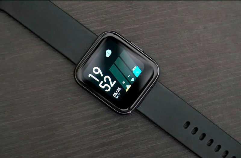 Realme Watch экран