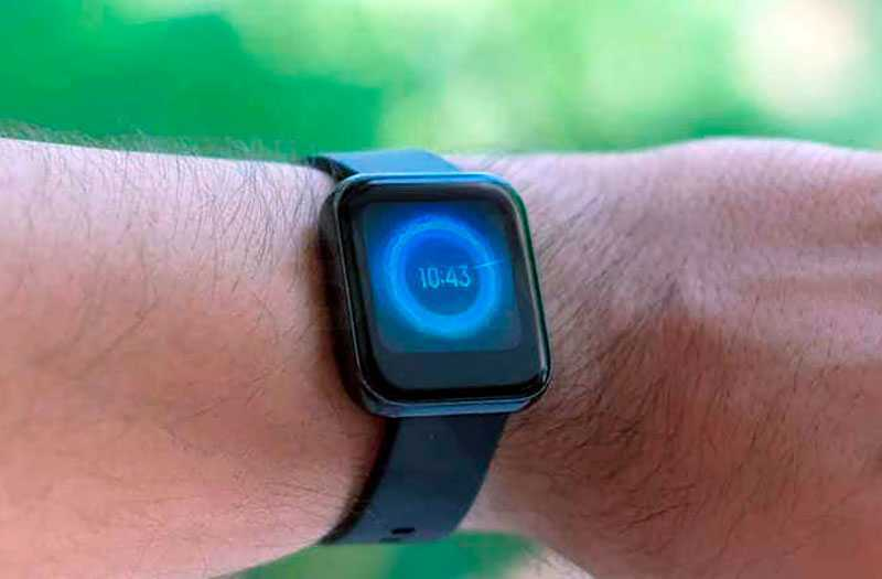 Realme Watch обзор