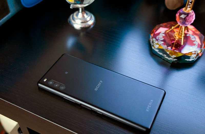 Sony Xperia L4 отзывы