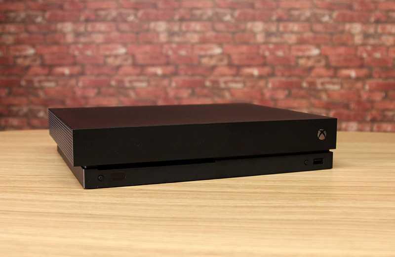Xbox One X и обновления