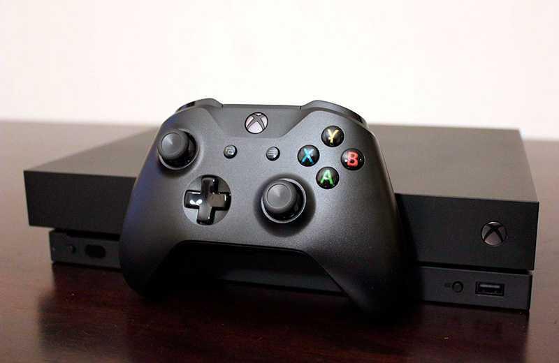Игры на Xbox One X