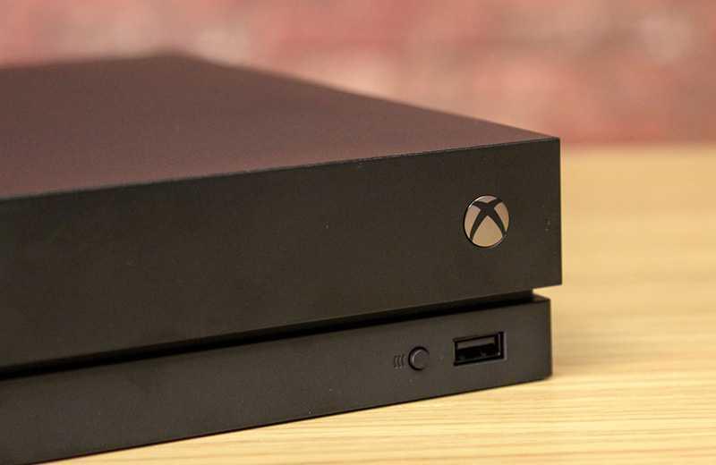 Xbox One X в 2020 году