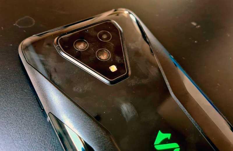 Камеры в Xiaomi Black Shark 3