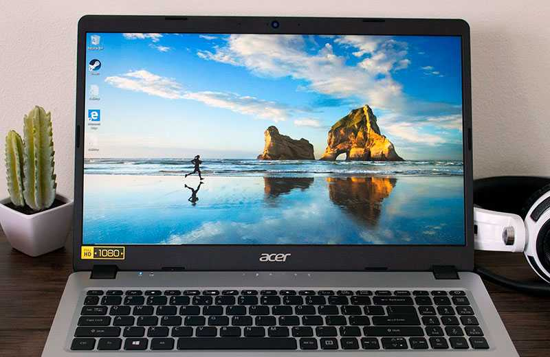 Обзор Acer Aspire 5 (2020)