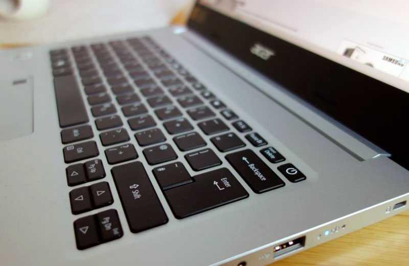 Acer Aspire 5 производительность