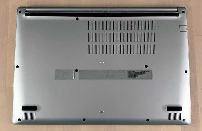 Acer Aspire 5 автономность
