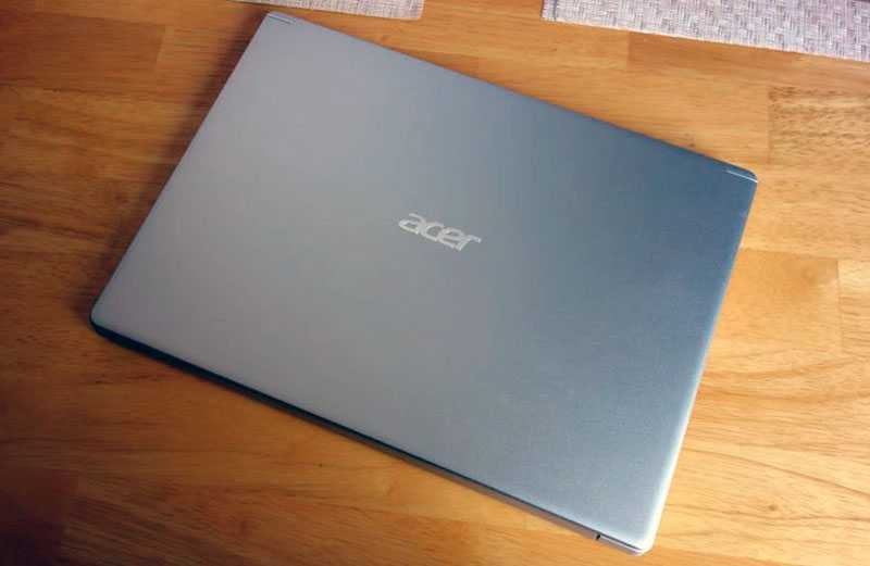 Характеристики Acer Aspire 5