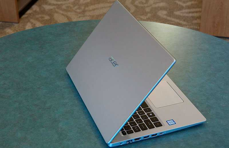 Acer Aspire 5 дизайн