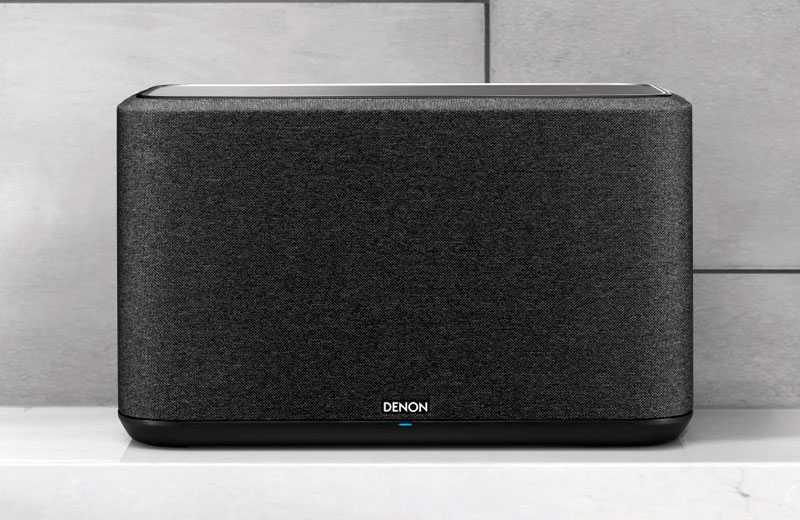 Denon Home 350 звук