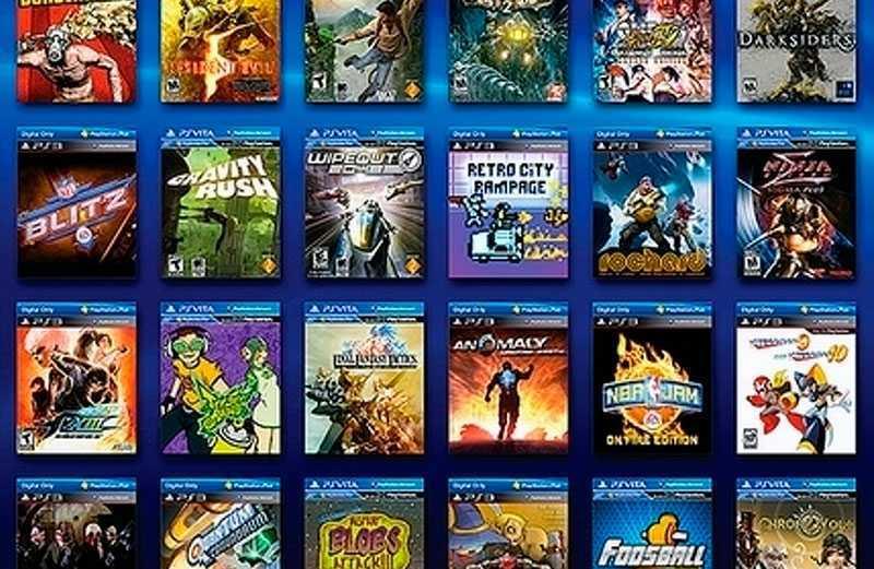 Самые лучшие игры на PS4