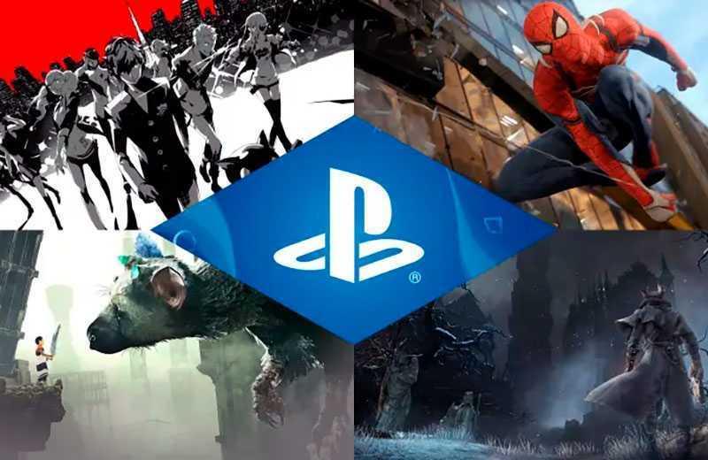 ТОП лучших игр на PS4 — Рейтинг от TehnObzor