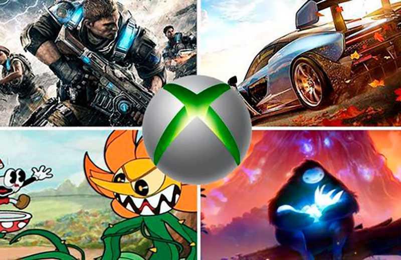 ТОП-игр на Xbox One