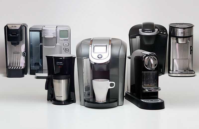 Лучшие кофемашины