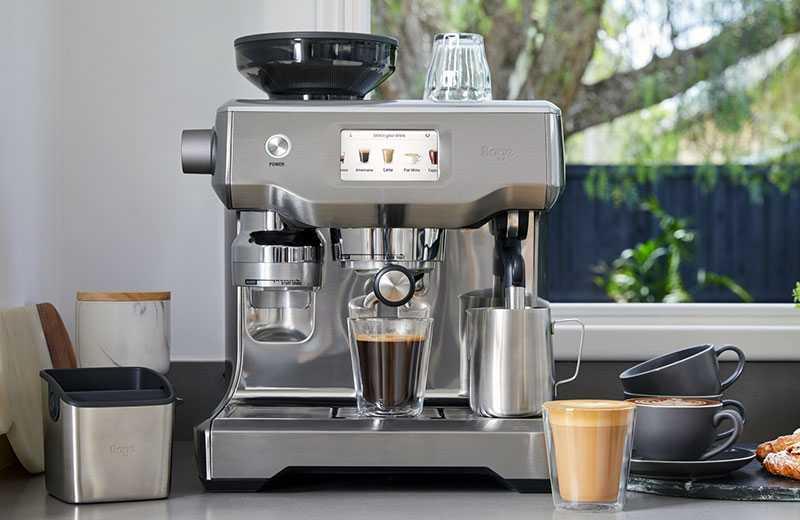 Кофемашины bean-to-cup