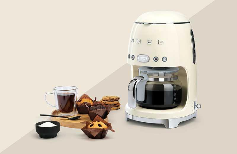 Фильтр-кофемашины и капельного типа