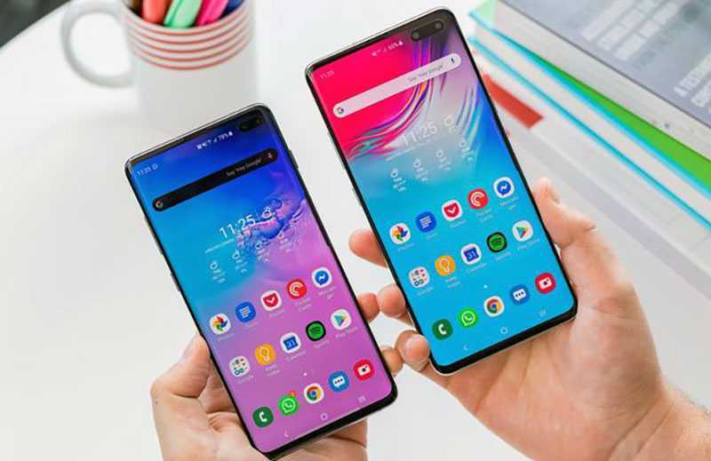 Лучшие смартфоны Samsung 2020