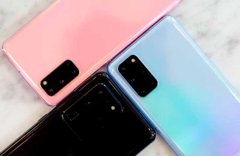 Рейтинг смартфонов Samsung 2020 года