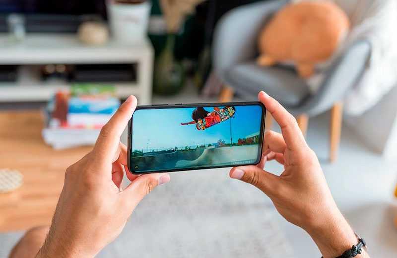 Motorola Moto G Pro экран