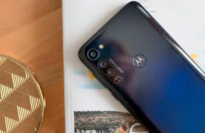 Камеры Motorola Moto G Pro