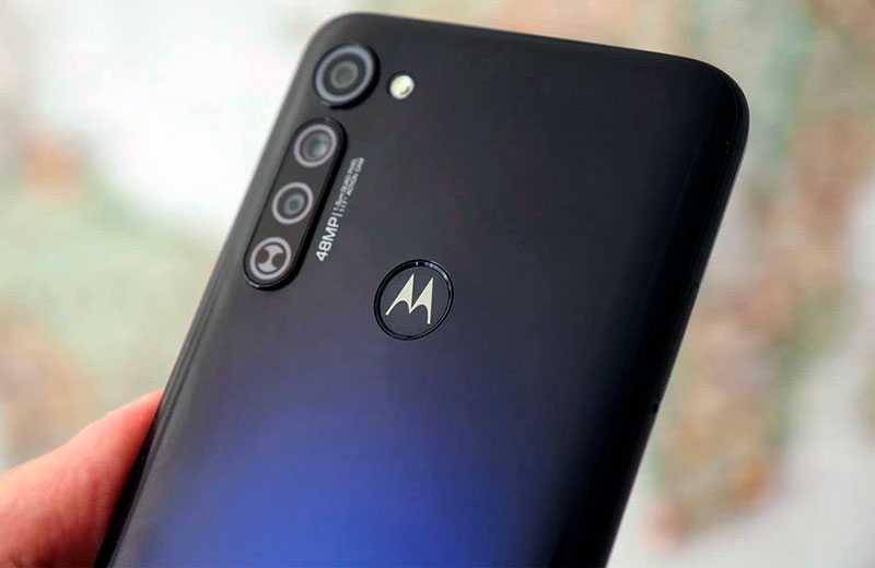 Motorola Moto G Pro камера