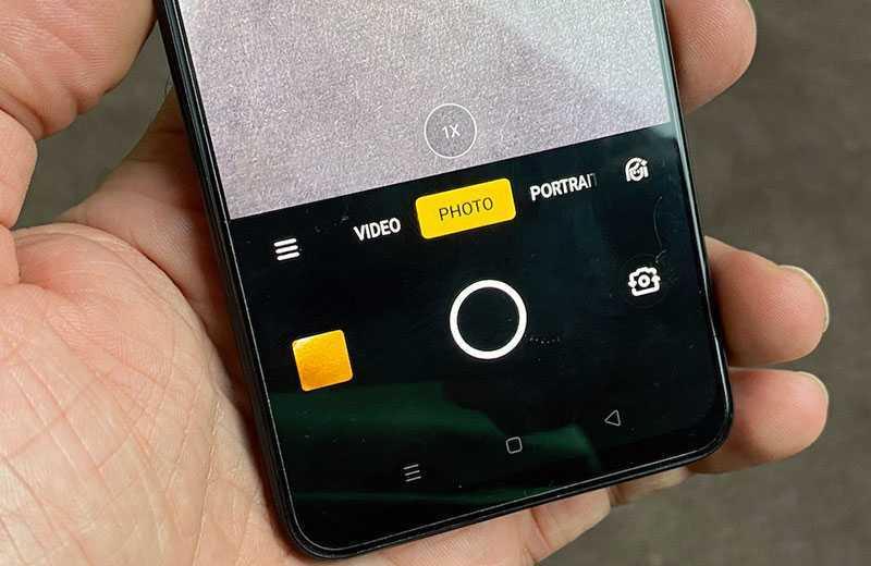Oppo A91 приложение камеры