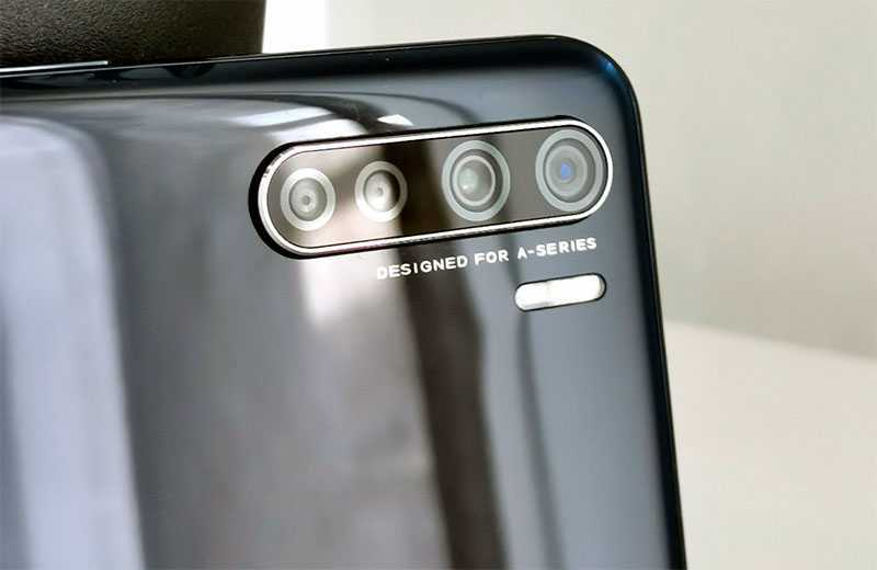 Камеры Oppo A91