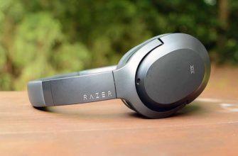 Обзор Razer Opus: удобных Bluetooth-наушников — Отзывы TehnObzor