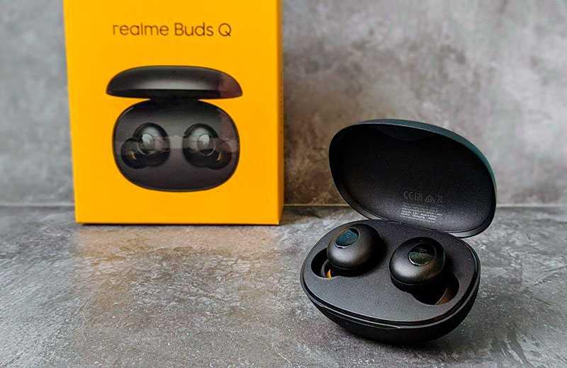 Обзор Realme Buds Q