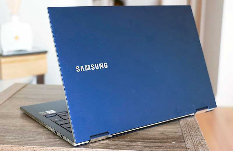Ноутбук Samsung Galaxy Book Flex