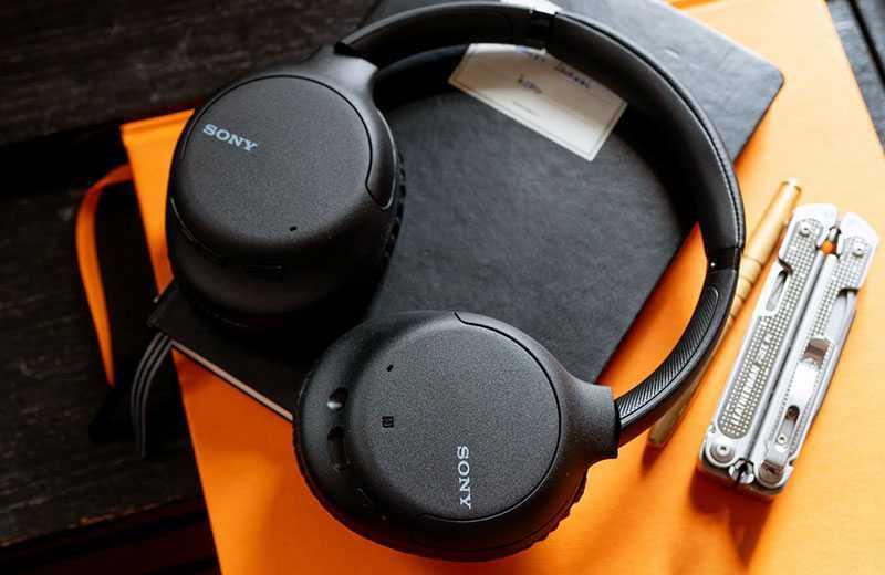 Sony WH-CH710N качество звука