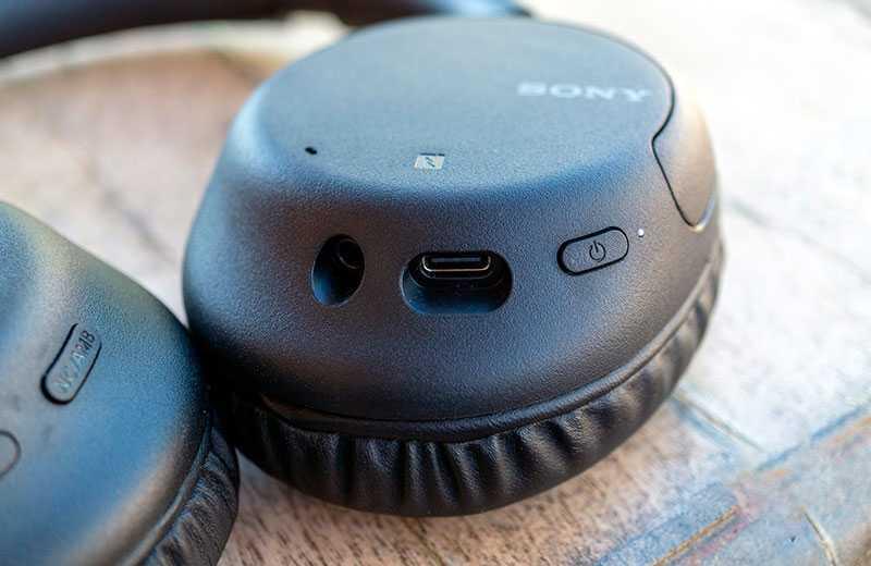 Sony WH-CH710N автономность
