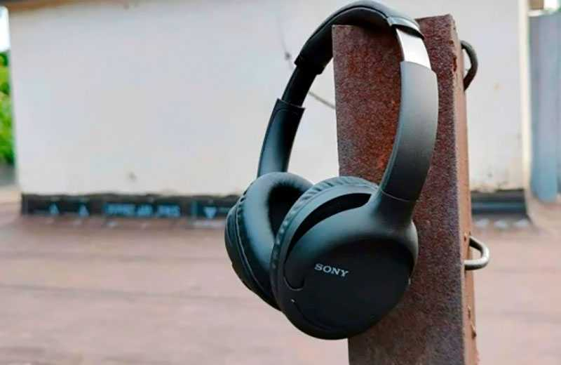 Sony WH-CH710N обзор