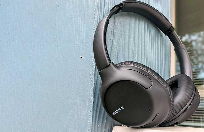 Sony WH-CH710N шумоподавление