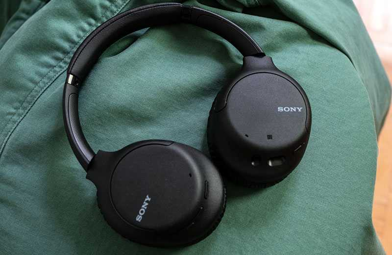 Sony WH-CH710N звук