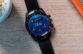 Обзор TicWatch Pro 2020 умных часов с обновлениями — Отзывы TehnObzor