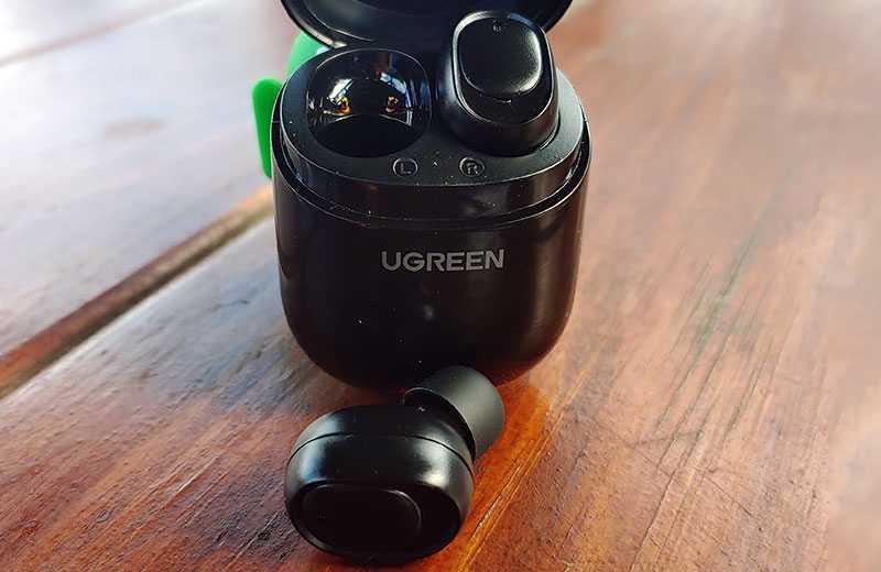 UGREEN CM338 подключение