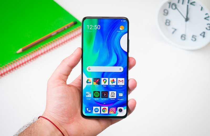 Обзор Xiaomi Poco F2 Pro